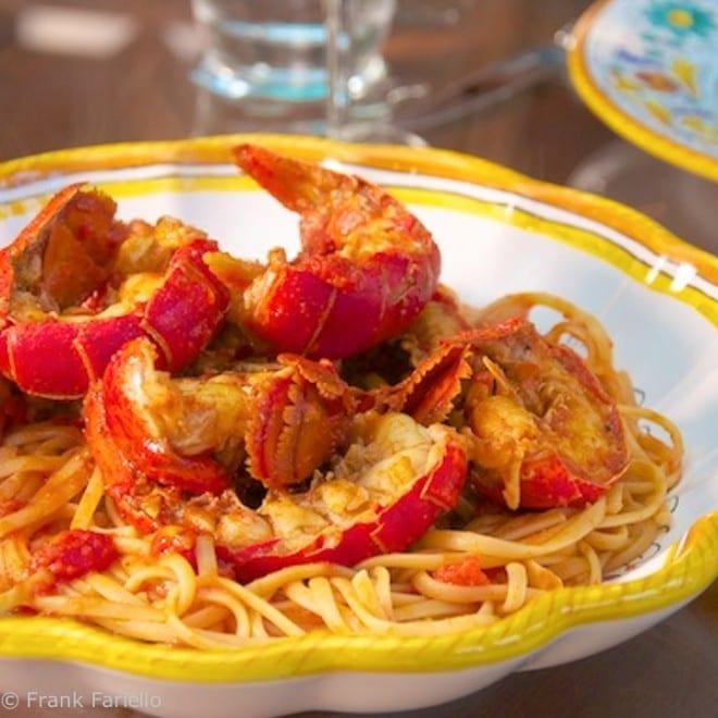 Lobster «Fra Diavolo»