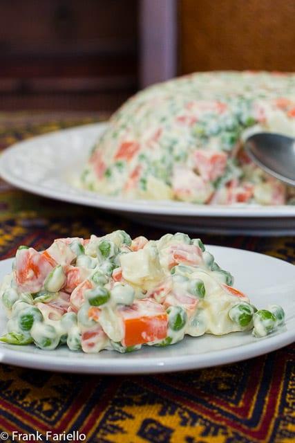 Russian Salad Italian Style