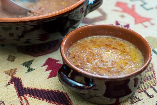 Carabaccia (Tuscan Onion Soup)