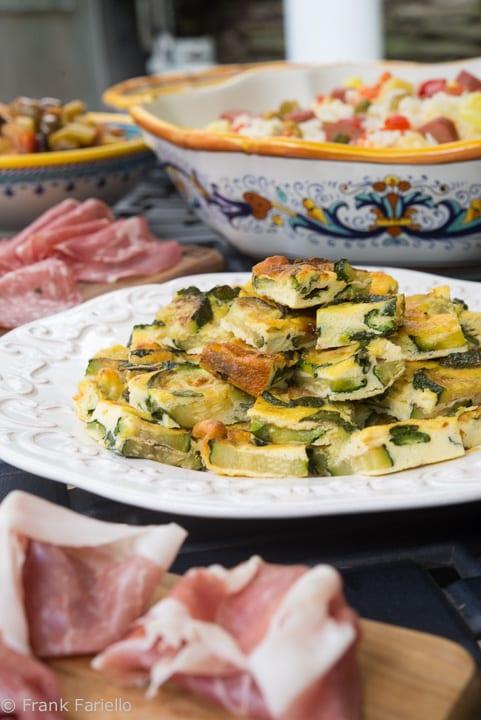 Frittata al forno (Baked Frittata)