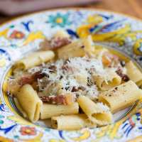 Pasta alla gricia: The Mother of Roman Pastas
