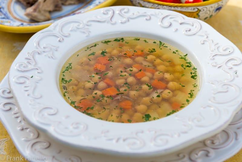 Minestra dei morti (Soup of the Dead)