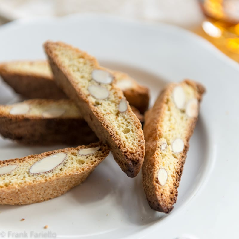 Cantucci (Tuscan Almond Cookies)