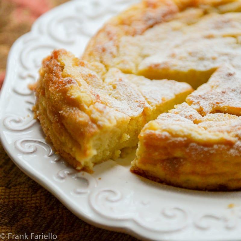 Migliaccio di semolino (Semolina Pie)