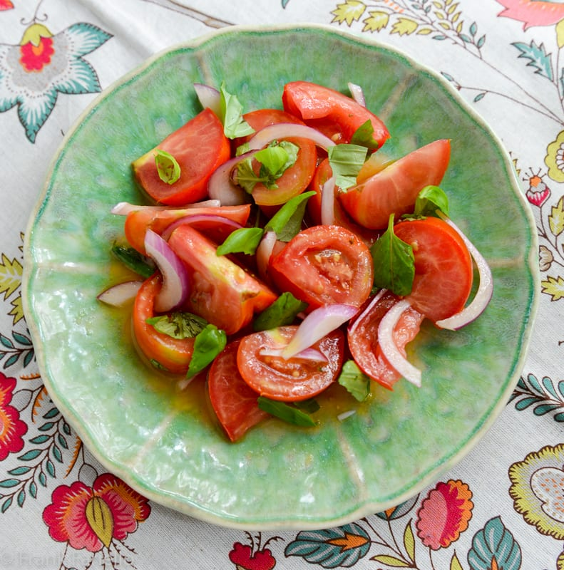 Italian Tomato Salad: The Essential Guide