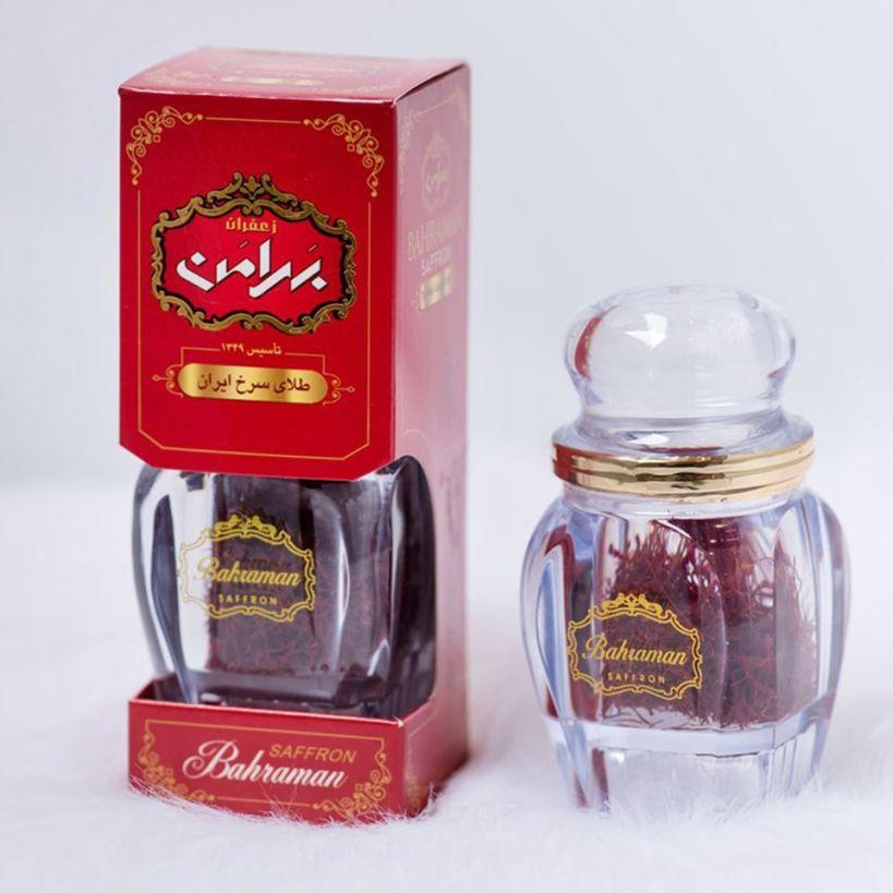 Nhụy Hoa Nghệ Tây Saffron 1gr