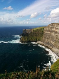 Cliffs of Moher- Lahinch (Clare), Ireland