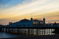 Brighton Pier - Brighton (South East England), England, Great Britain