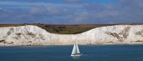 White Cliffs of Dover - Dover (South East England), England, Great Britain
