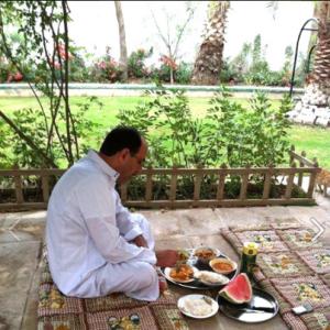Al Maliki at Lunch