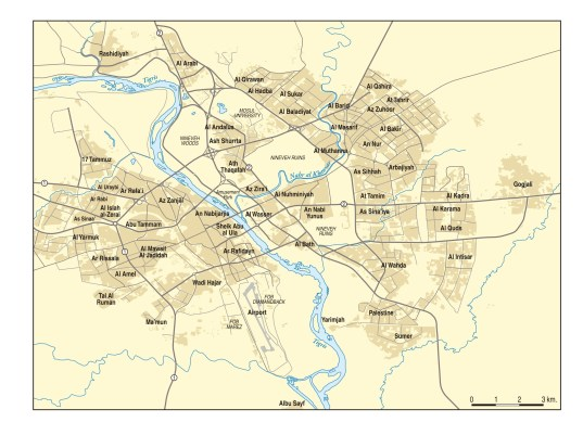 mosul-area-map
