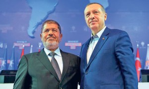 Al Morsi and Erdogan