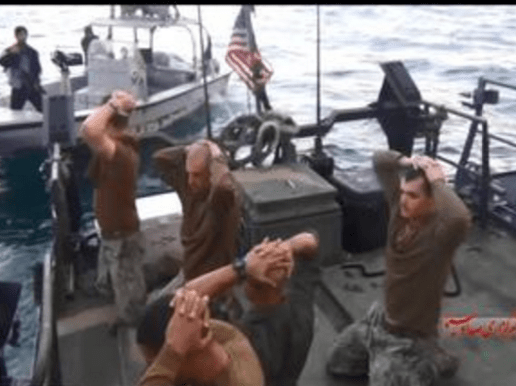 sailors abducted by Iran
