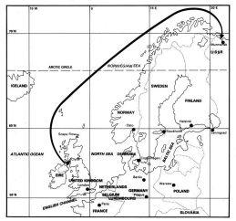 murmansk route