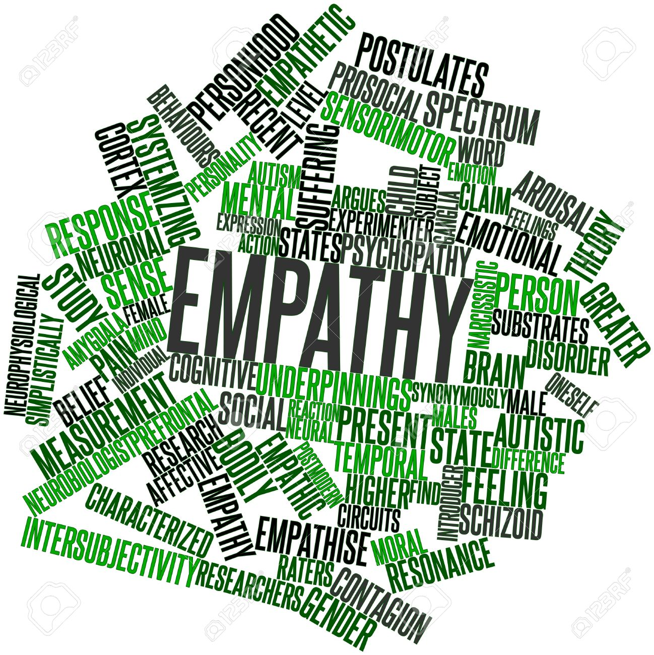 Empathy Shoe Worksheet