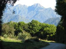 hokitika to fox glacier