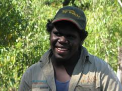 Gulumyambi person from Arnhem land