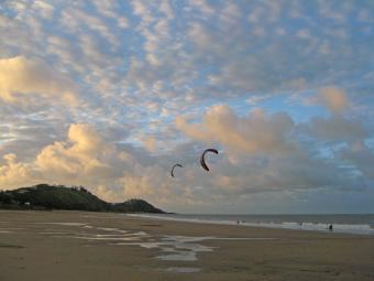 Blacks beach Mackay, Qld (photo by Jack)