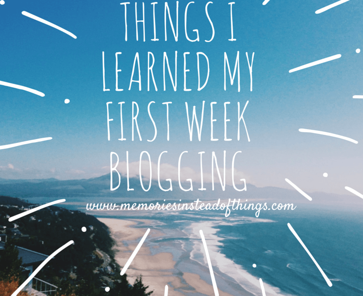 learned blog blogging