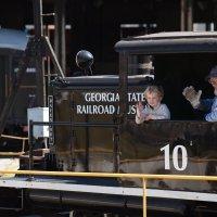 Georgia State Railroad Museum- Savannah, GA