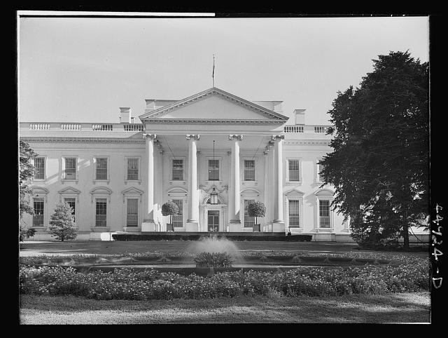 White House. Washington, D.C., July 1941.
