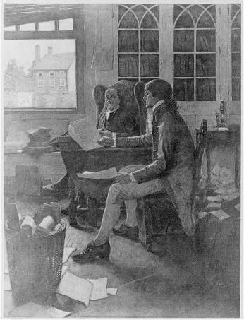 Image result for thomas jefferson reading