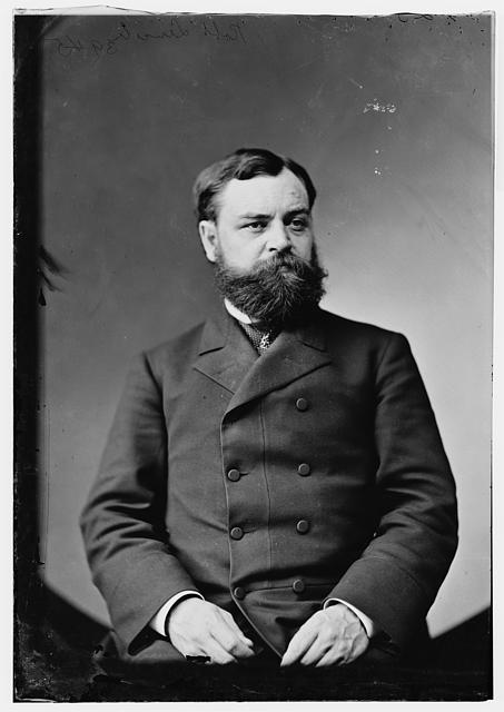 Robert Lincoln (between 1870 and 1880)