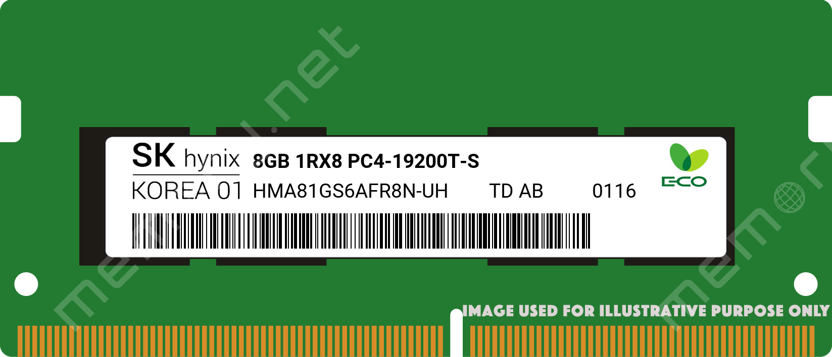 HMA81GS6AFR8N-UH
