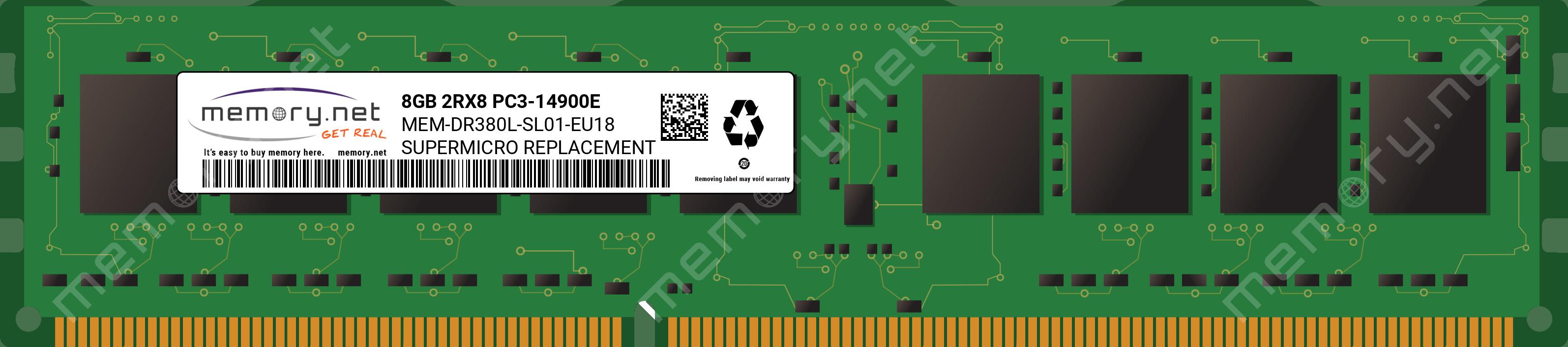 MEM-DR380L-SL01-EU18