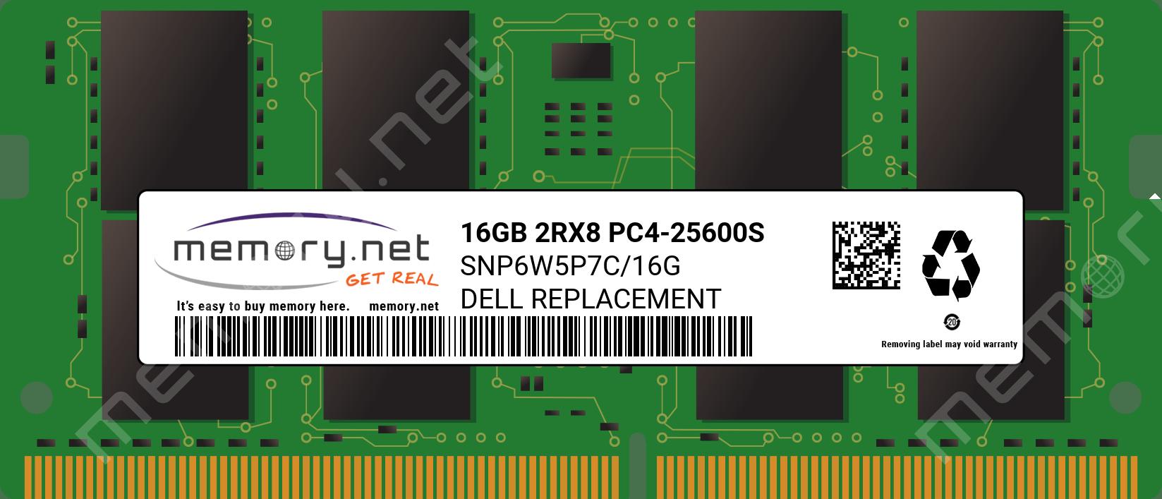 SNP6W5P7C/16G