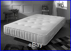 3ft Single 4ft6 Double 5ft King Size 6ft Super 10 Pocket Memory Foam Mattress