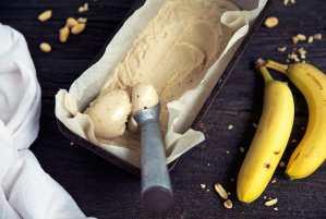 PB & Banana Ice Cream