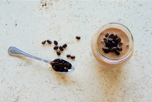Peppermint Coffee Smoothie