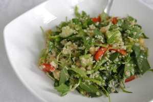 Slimmin Salad Recipe