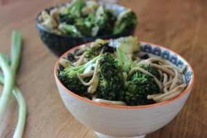 Lean Green Noodle Stir-Fry