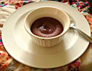 Chocolate Molten Lava Cake