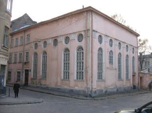 1700-talssynagogan 2006