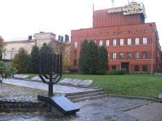 Lviv ghettomonumentet 2009