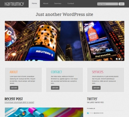 Hafniumicy free business wordpress themes