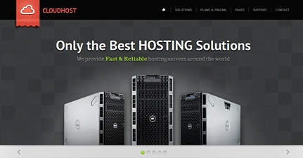 cloudhost wordpress theme