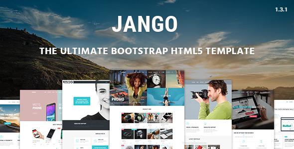 jango-html-theme