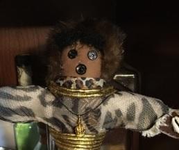 Hoodoo-Voodoo Dolls-Custom