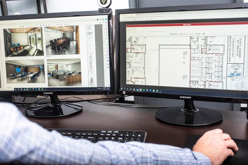 Custom Virtual Planrooms