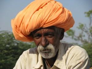 Portrait, Barli Rajasthan
