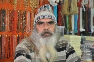Shop keeper, Haridwar portraits