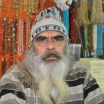 Shop keeper, Haridwar portraits