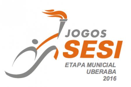 Jogos SESI 2016 - Uberaba - Fase Municipal