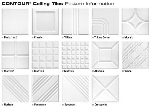 Facts About Acoustical Ceiling Tiles
