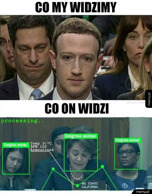 Memy Zuckerberg / Zuckerberg memy (#Zuckerberg) - Memy.pl