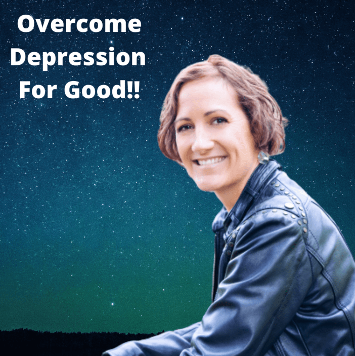How to overcome depression for good